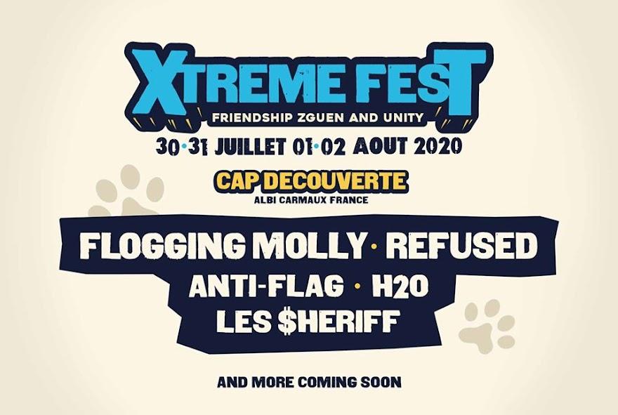 Partenaire du Xtreme Fest 2020