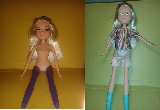 Muñeca de Fernando Rodríguez