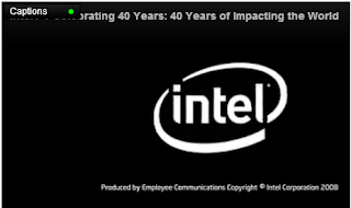 Intel 40 years