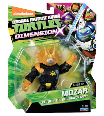 TOYS : JUGUETES - LAS TORTUGAS NINJA Dimension X Mozar | Figura - Muñeco Teenage Mutant Ninja Turtles Dimension X TMNT 2015 | Serie Nickelodeon | A partir de 4 años Comprar en Amazon España & buy Amazon USA