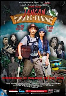 Jangan Pandang-Pandang (2012) DVDRip 800MB