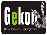 Logo Programu GEKON - Generator Koncepcji Ekologicznych