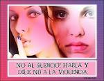 ¡¡No a la violencia !!