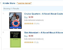 Cruise Quarters # 1 casino novel at  Amazon.