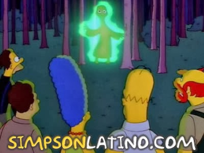 Los Simpson 8x10