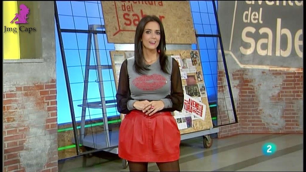 MARIA JOSE GARCIA, LA AVENTURA DEL SABER (27.11.14)
