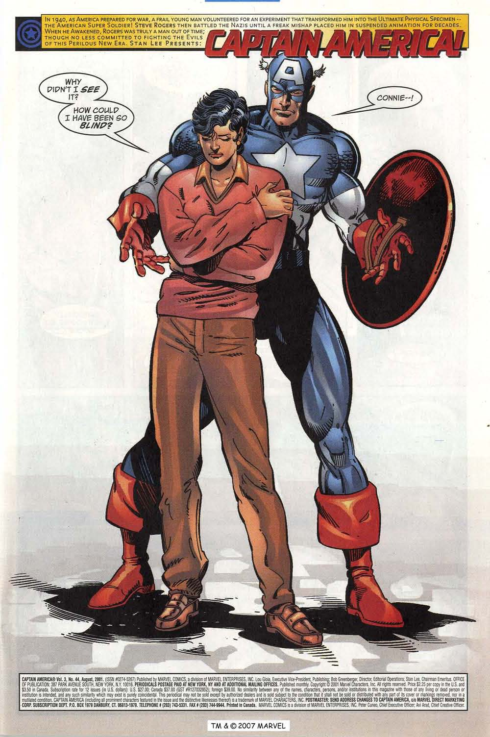 Captain America (1998) Issue #44 #51 - English 3