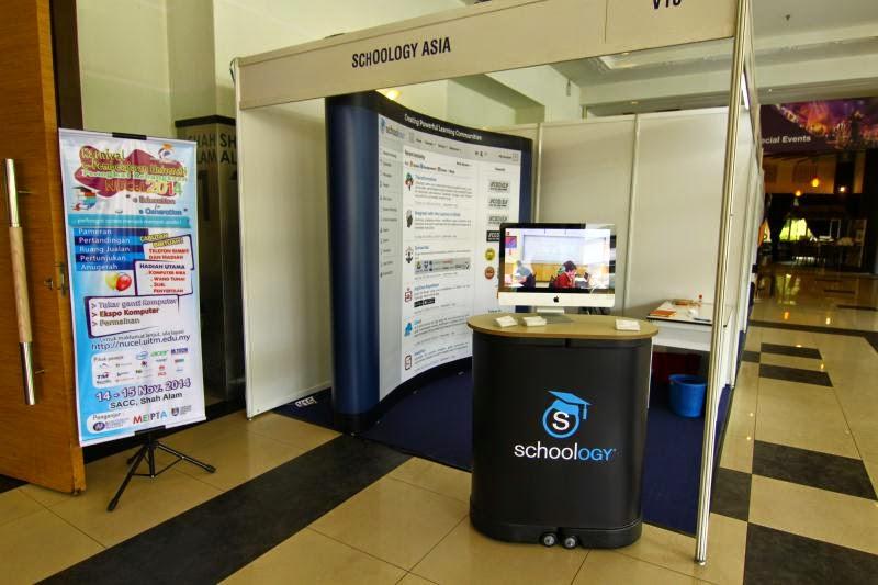 NUCeL2014 : Karnival e-Pembelajaran Universiti Peringkat Kebangsaan