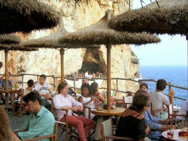 Cova d´en xoroi Cala en Porter Menorca