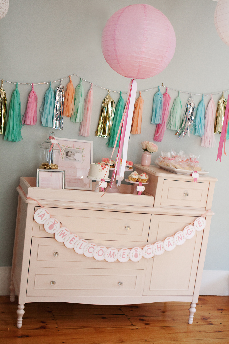Baby Shower Ideas For The Summer ~ Kara s party ideas summer sip see baby shower