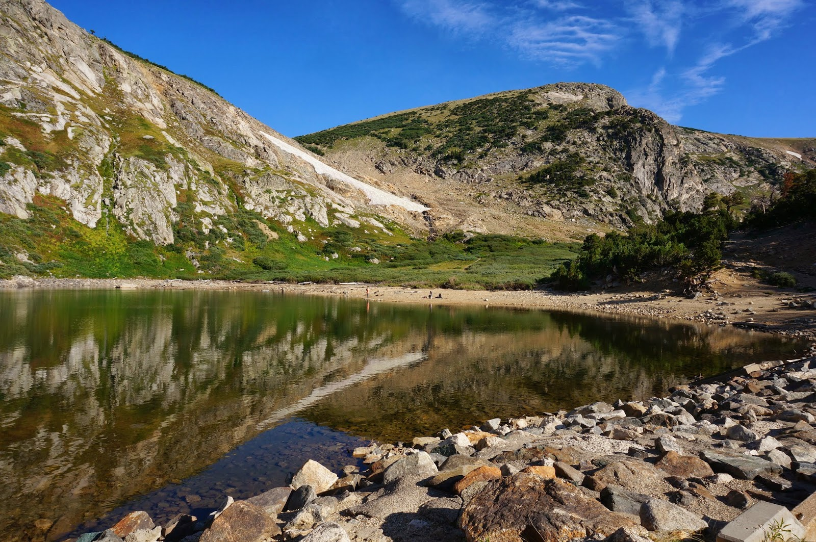 Go Hike Colorado: St. Mary's Glacier to Rock Tower