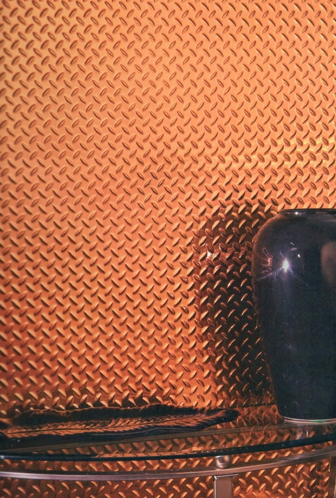 Copper Diamond Plate Plastic Sheets & Copper Diamond Plate Plastic Sheets | Chrome Diamond Plate Plastic ...