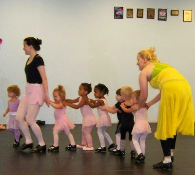 2 year old dance schools charlotte