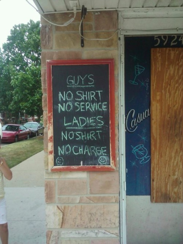 20 Funny Bar Signs