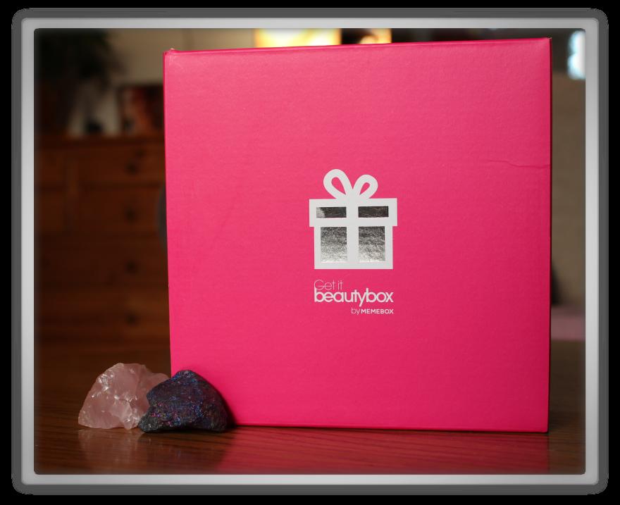 겟잇뷰티박스 by 미미박스 memebox beautybox Global #10 unboxing review preview box