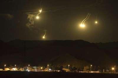 ( سيناء تشتعل ) .. ومصدر أمنى : إطلاق النار مستمرا .. والمنفذين تابعين لتنظيم القاعدة