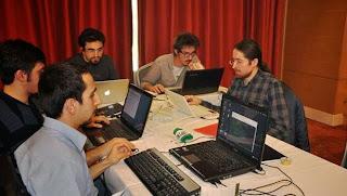 Üniversiteliler siber güvenlik için yarıştı