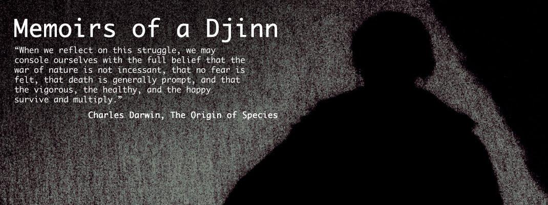 Memoirs of a Djinn