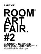 Blogger oficial ROOM ART FAIR #2