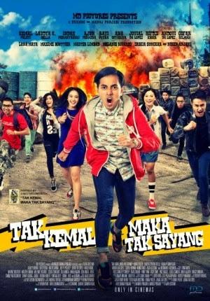 Film Tak Kemal Maka Tak Sayang 2014 di Bioskop