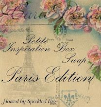 Petite Inspiration Box Swap ~ Paris Edition