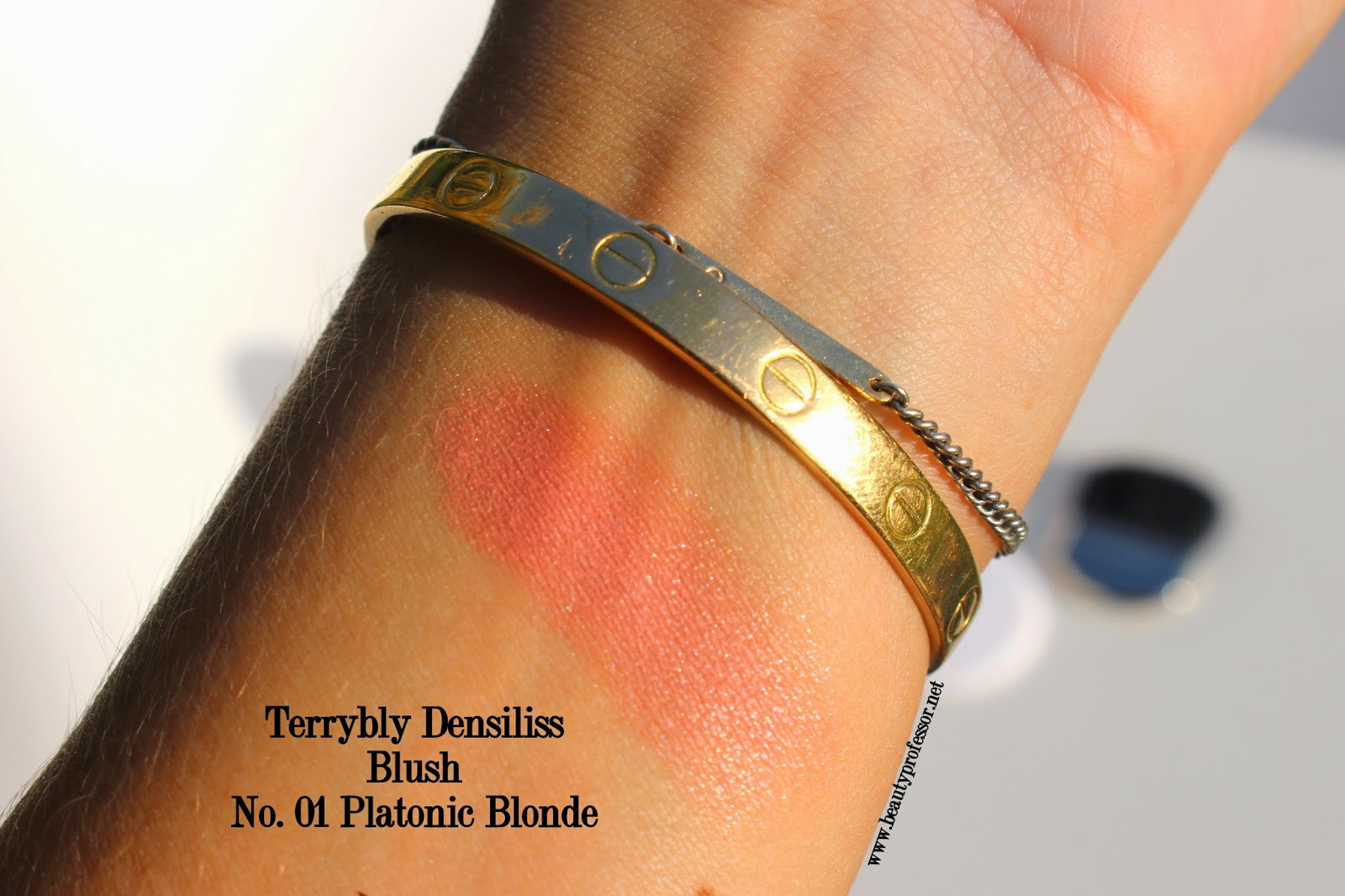 By terry terrybly densiliss blush platonic blonde swatch