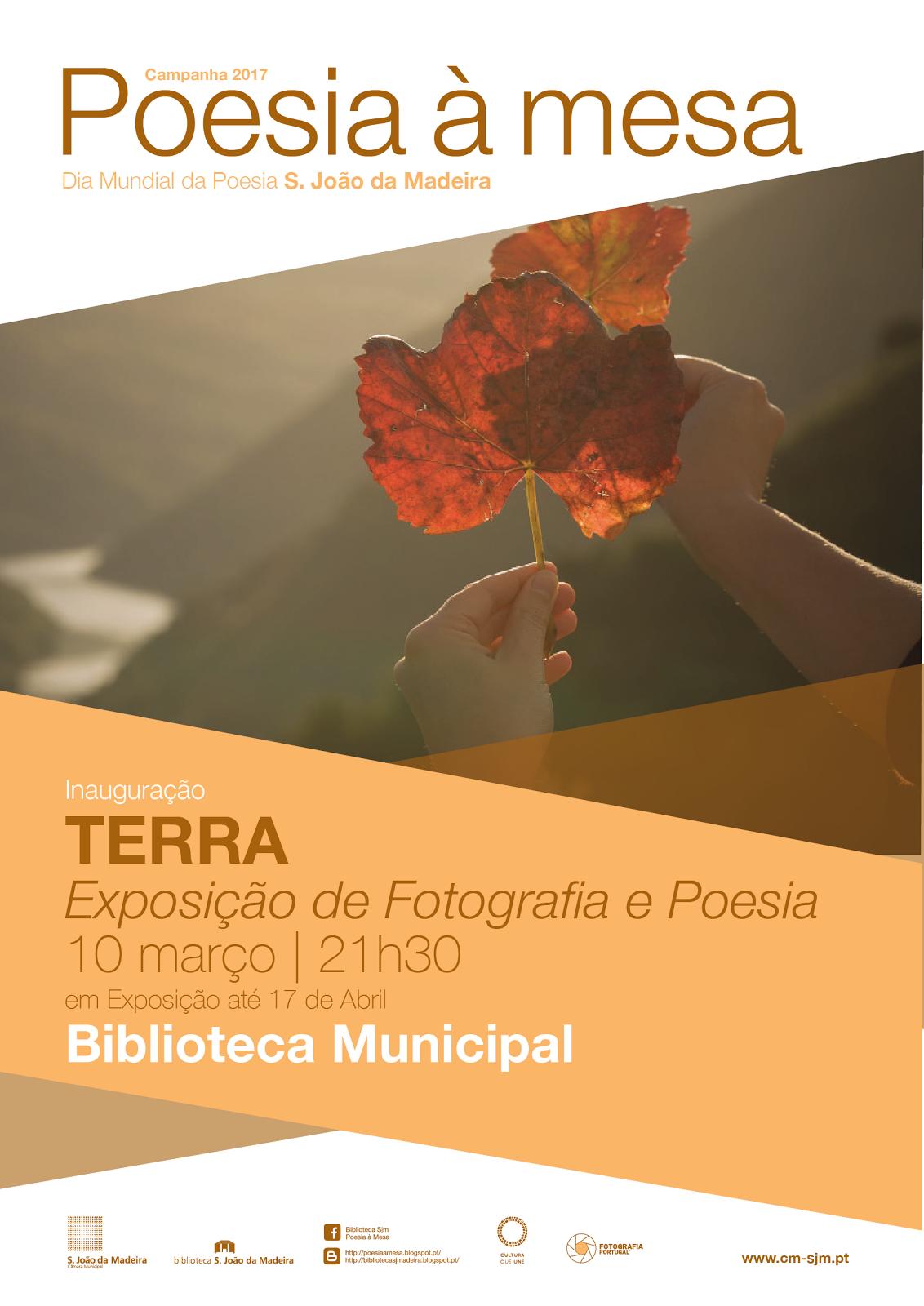 """INAUGURAÇÃO DA EXPOSIÇÃO """"TERRA"""""""