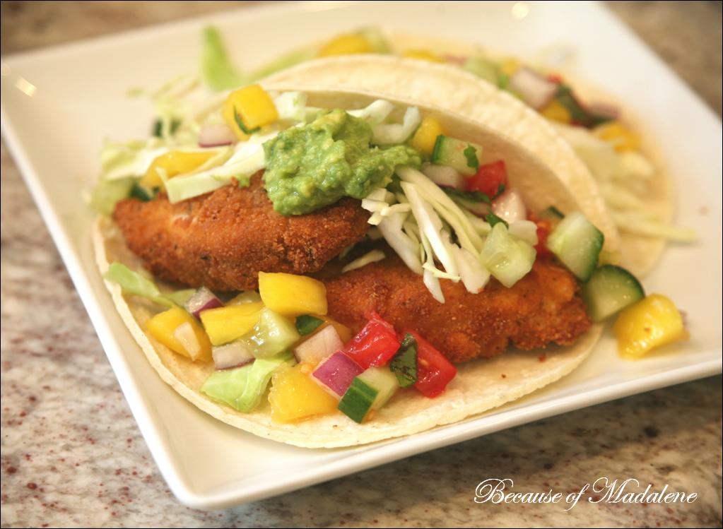Because of madalene wahoo fish tacos for Wahoo fish taco