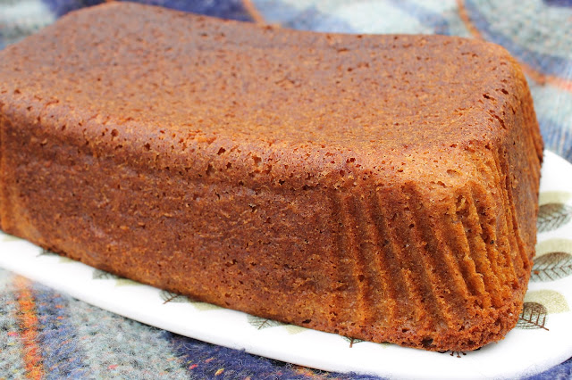 Honey loaf cake recipe baking picnic