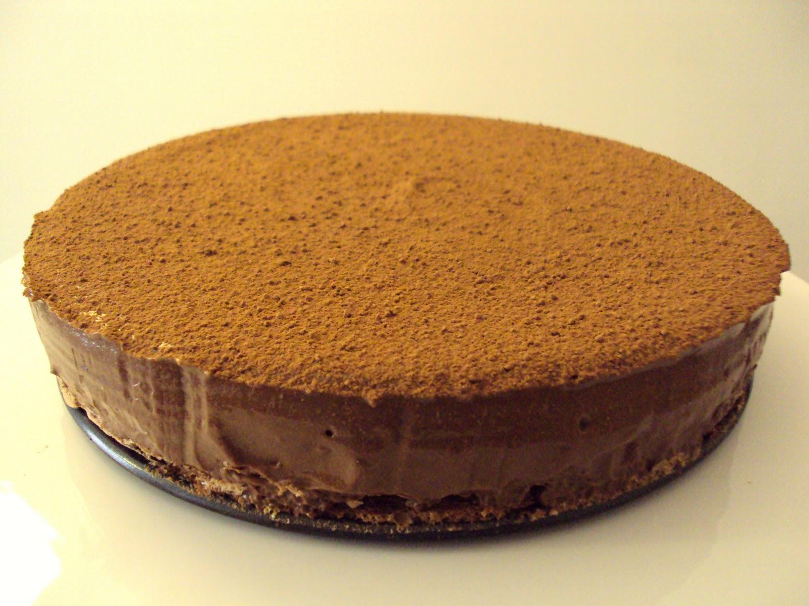 Truffle cake recipe nigella lawson