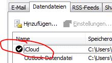how to get icloud calendar to sync with outlook