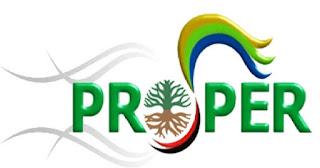 Sebanyak 14 perusahaan di Kota Ambon masuk dalam Program Penilaian Peringkat Kinerja Perusahaan (Proper) pengelolaan lingkungan hidup tahun 2015.