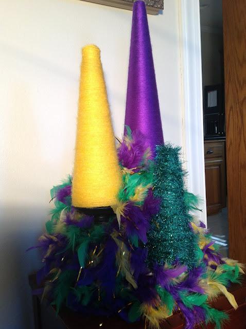 Mardi Gras DIY