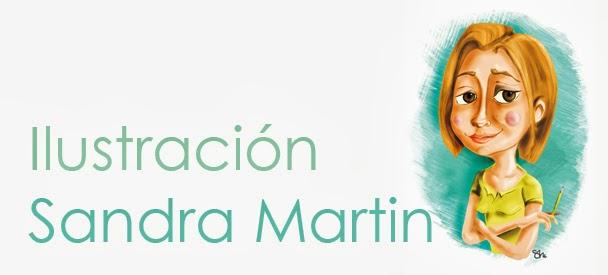 Sandra Martín  Ilustración