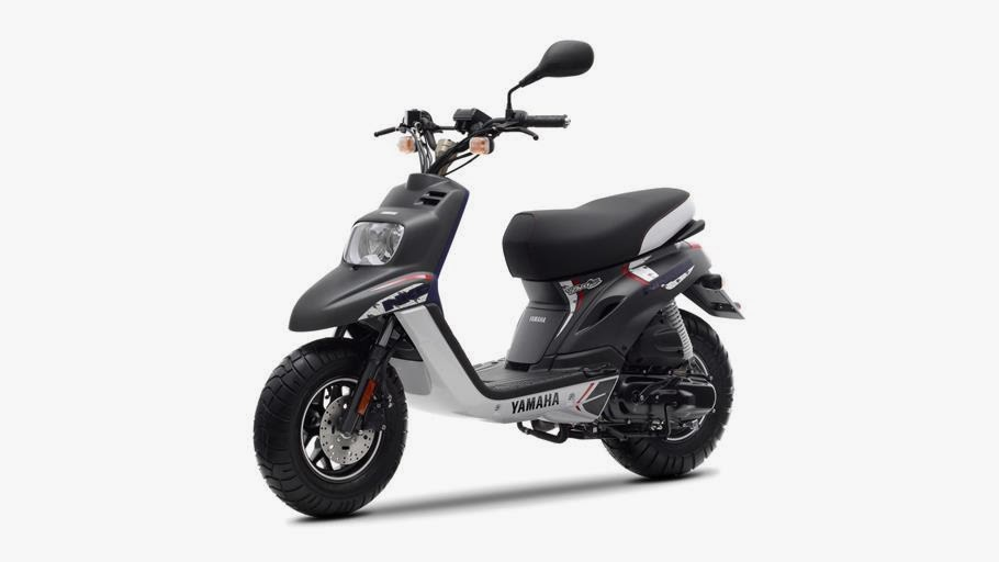 Yamaha Latest Zuma 49cc BikeImages