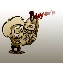 SMS BUYER EDHYBOYZ CELLULER