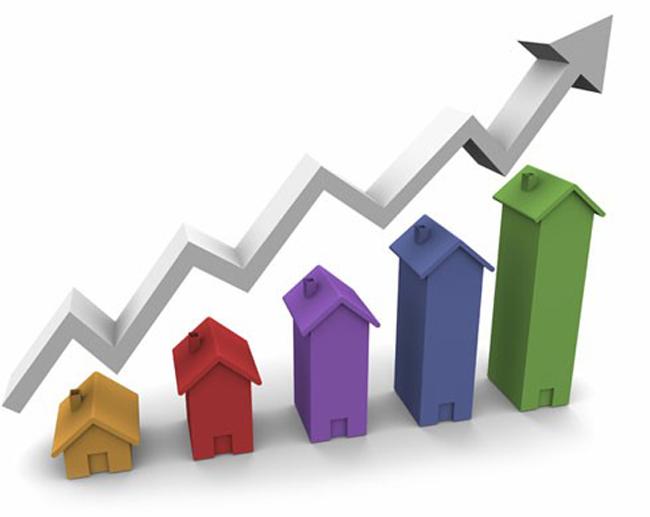 Thị trường bất động sản đang có xu hướng tăng trưởng tốt.