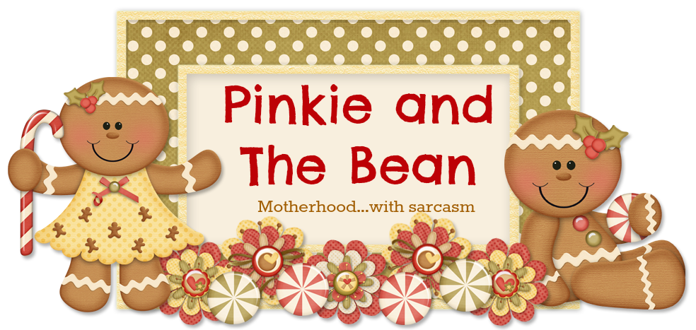 Pinkie and The Bean