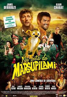Baixar Filme Na Pista Do Marsupilami Dublado RMVB DVDRip