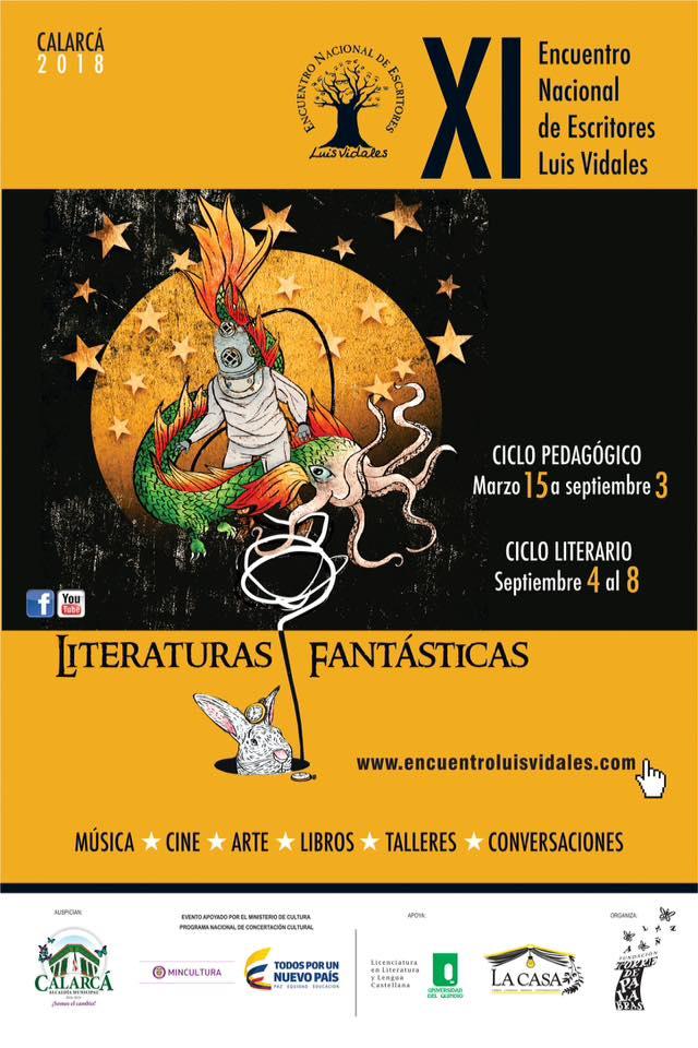 Literaturas Fantásticas [2018]