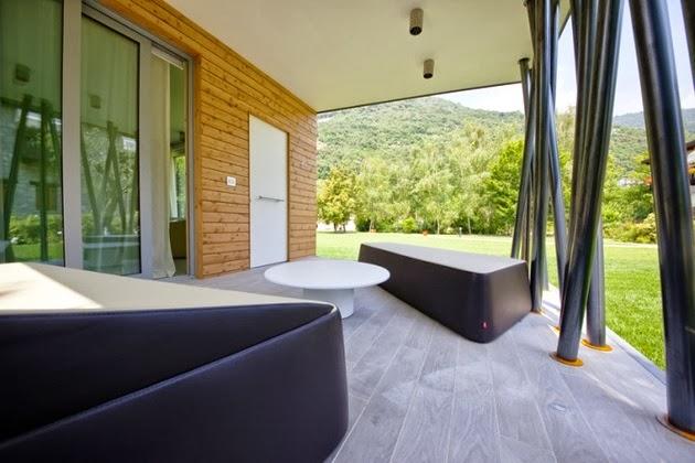 desain rumah hijau modular sederhana desain rumah modern