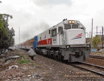 Pentaran Train