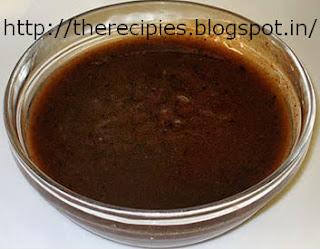 tamarind khajur chutney