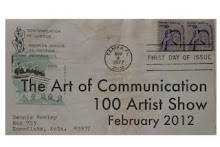 The Art of Communication: 100 Artists Show at Mary Lou Zeek Gallery