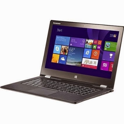 Lenovo ideapad yoga 2 pro ultrabook touchscreen windows 81 64bit