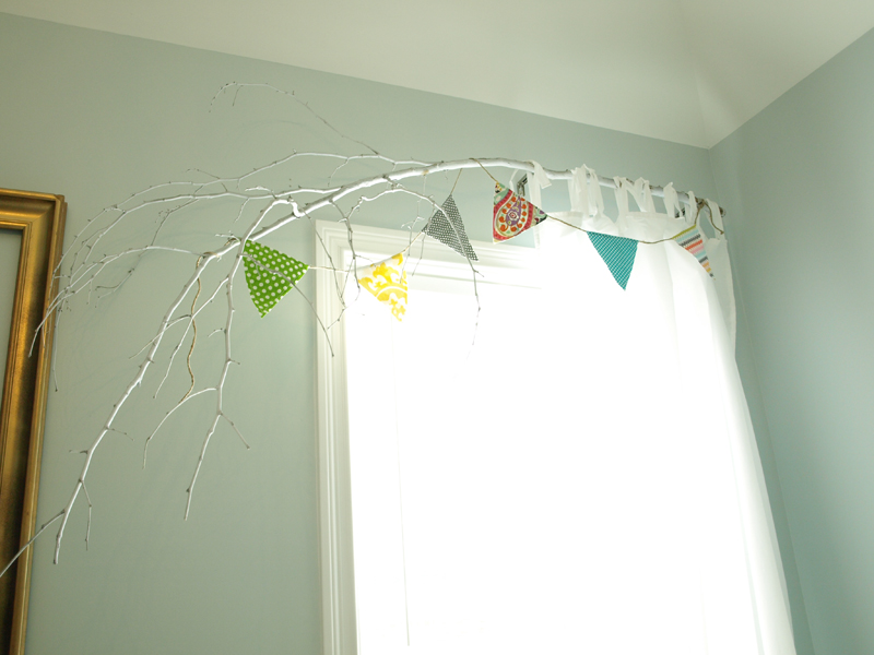 Tree Branch Curtain Rod | Less Than Perfect Life Of Bliss | Home, Diy,  Travel, Parties, Family, Faith,