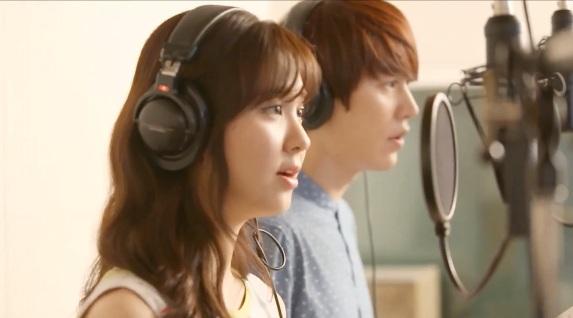 """Kyuhyun dan Seohyun Rilis """"T'PLE COUPLE SONG"""" untuk SK Telecom"""