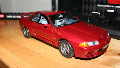 Kyosho Nissan Skyline GTR (BNR32) 1:18 Scale Model Car