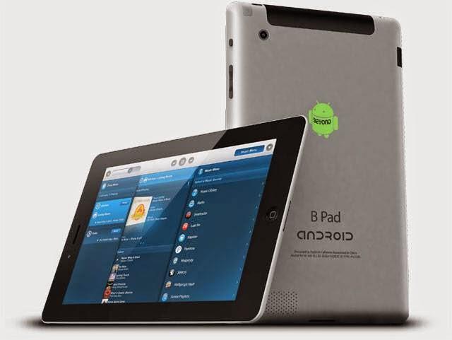 Harga Dan Spesifikasi Beyond B-Pad News Editions, System Operasi Android v2,3 Gingerbread