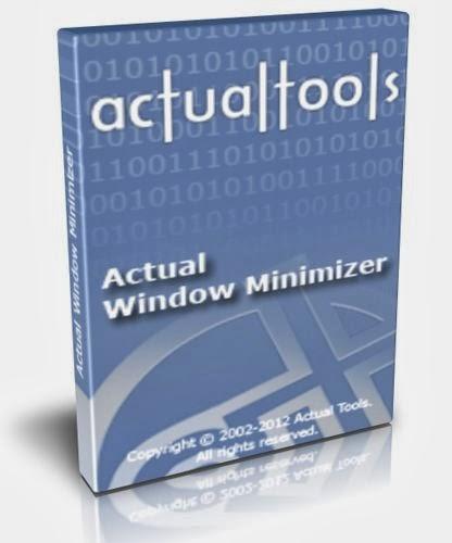 Actual Window Minimizer 8.1.0